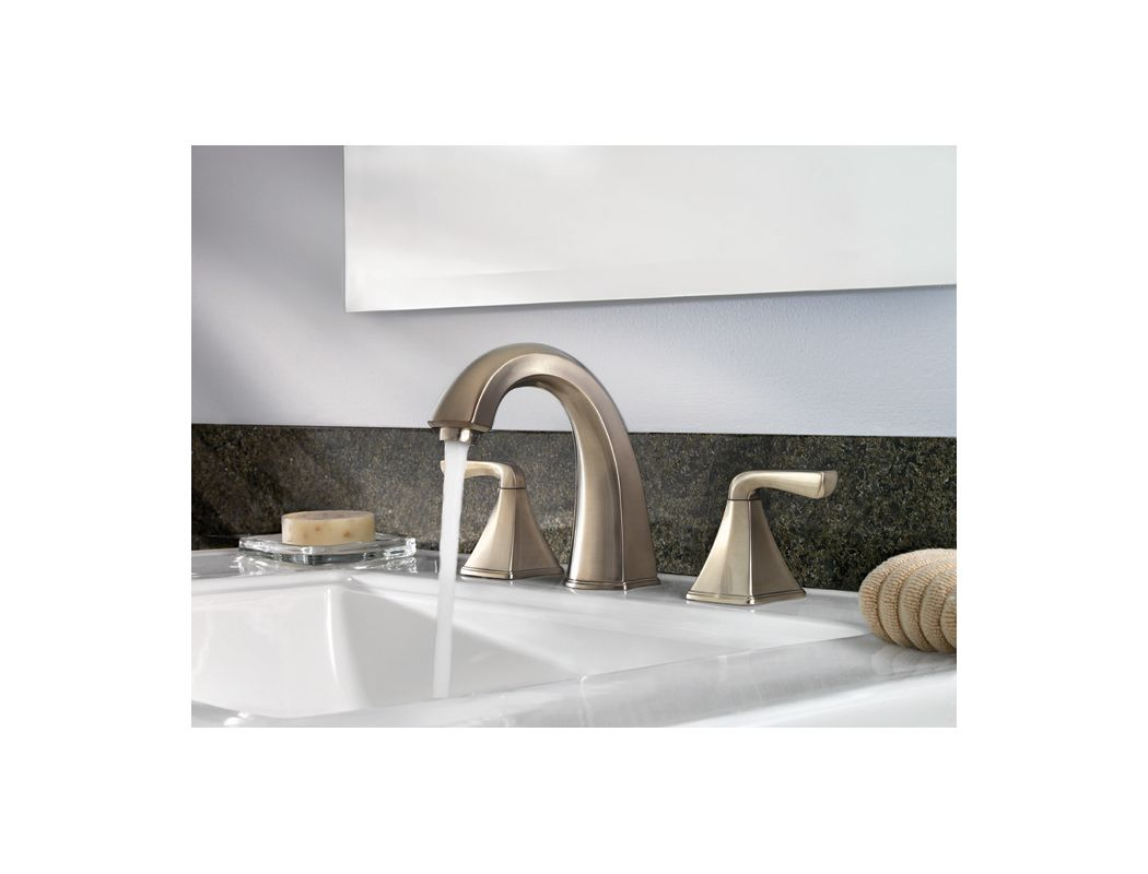 Pfister Selia Bathroom AccessoriesFaucet Com F SLKK In Brushed - Pfister selia bathroom faucet