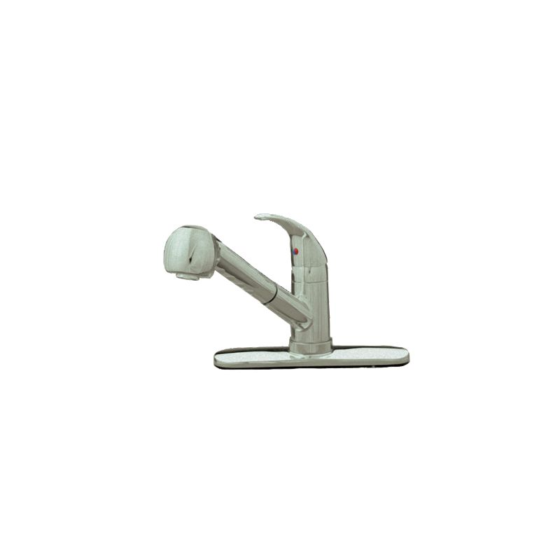 proflo pfll5011mbn brushed nickel single handle kitchen proflo mop sink faucet search