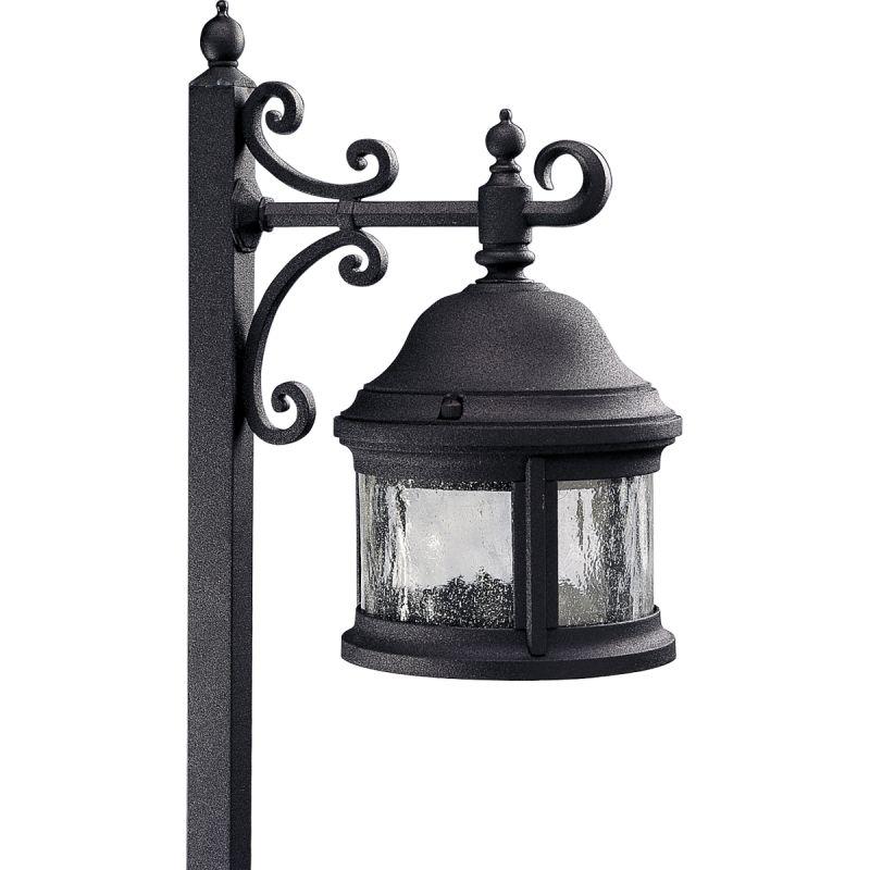 Progress Lighting P5250 31 Black Ashmore Single Light