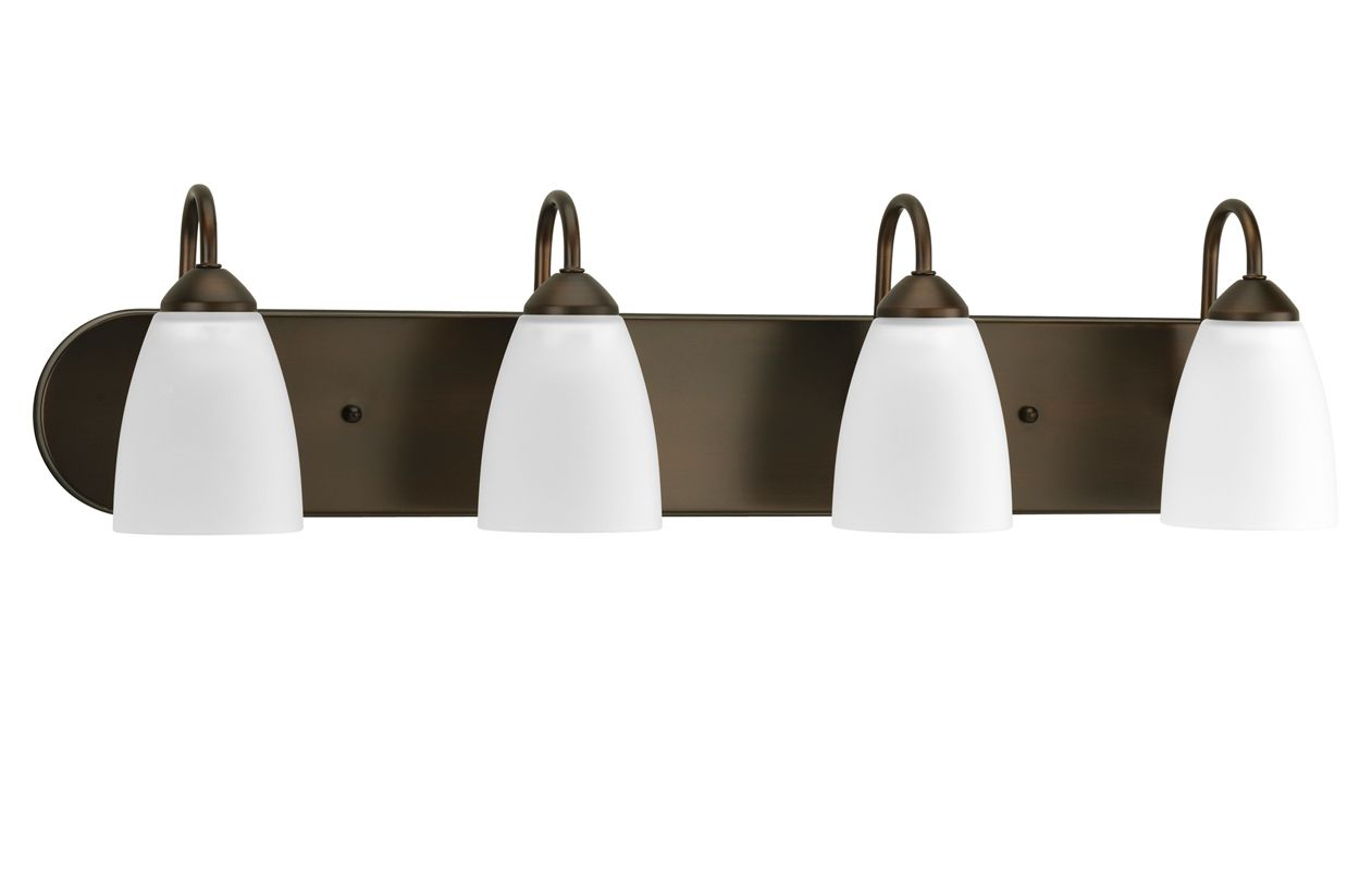 Progress Lighting Archie Collection 2 Light Antique Nickel: Progress Lighting P2709-20EBWB Antique Bronze Gather