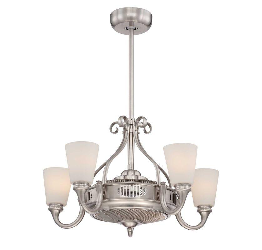 Savoy House 32 326 Fd Sn Satin Nickel Ceiling Fan
