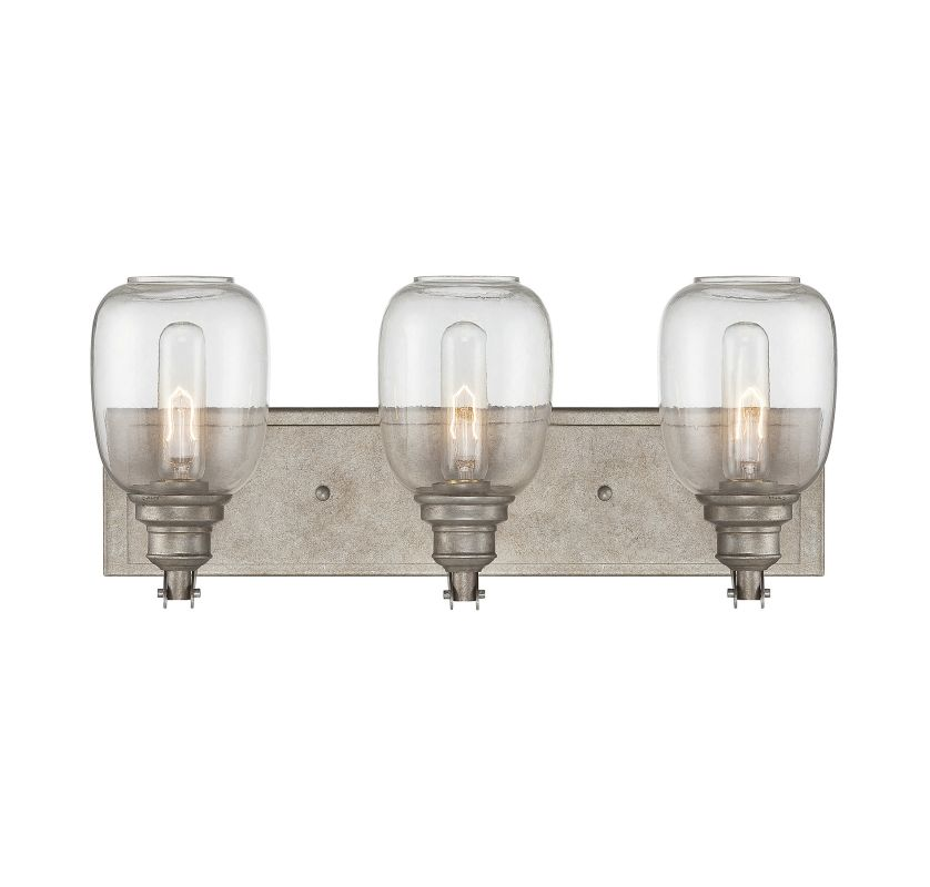 Can Vanity Lights Be Installed Upside Down : Savoy House 8-4334-3-27 Industrial Steel Orsay 20