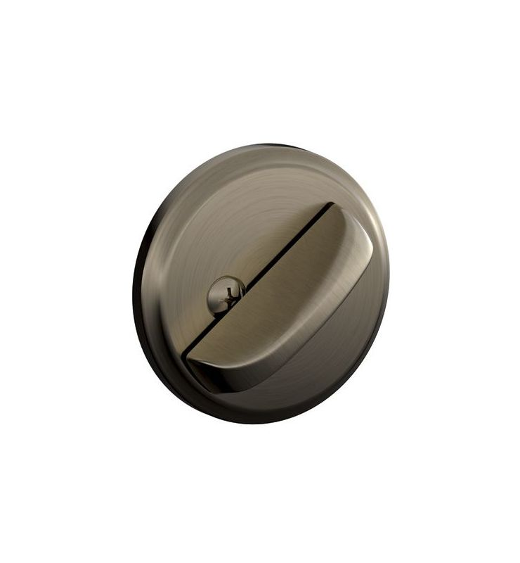 Schlage B80620 Antique Pewter Single Sided Residential