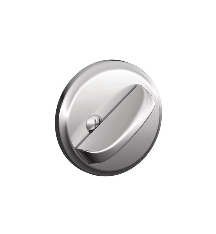 Schlage B80625 Bright Chrome Single Sided Residential