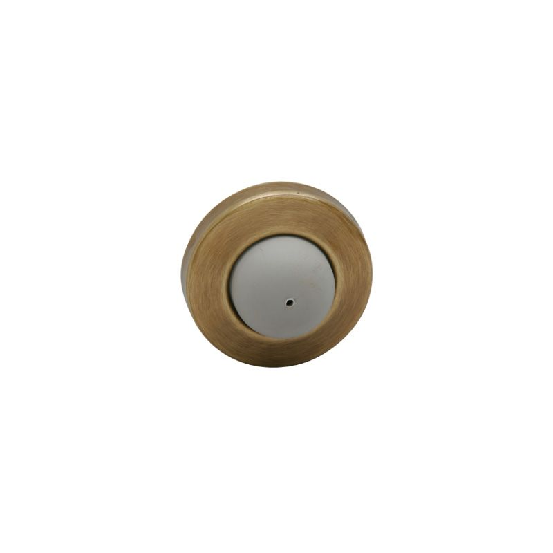 Schlage Sps407cvxb609 Antique Brass 2 1 2 Inch Diameter