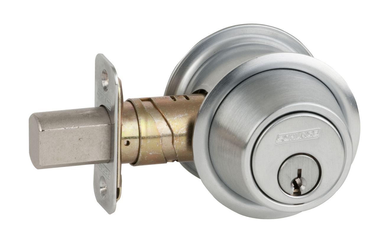 Schlage B562626 Satin Chrome B500 Series Commercial Grade
