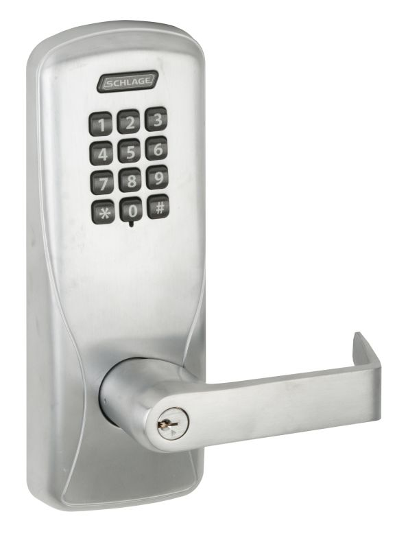 Schlage Co200993m70kprho626 Satin Chrome Co Series