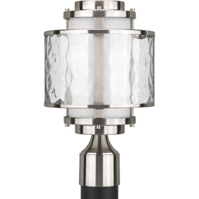 Thomasville lighting p5499 09 brushed nickel bay court for Thomasville lights