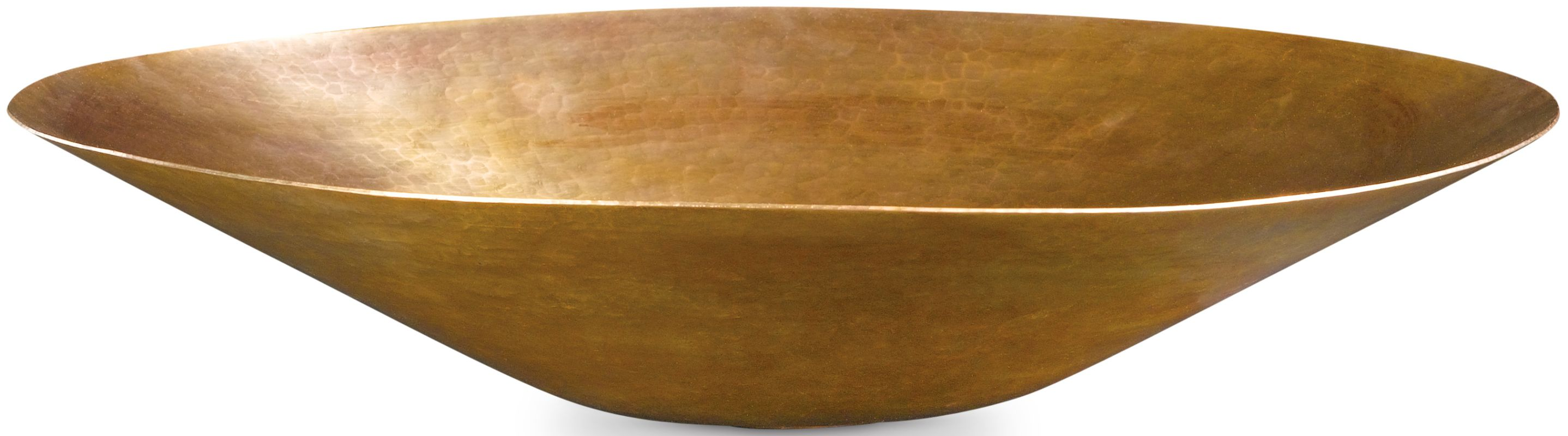Thompson Traders Casg Antique Satin Gold 16 3 4 Quot Drop In