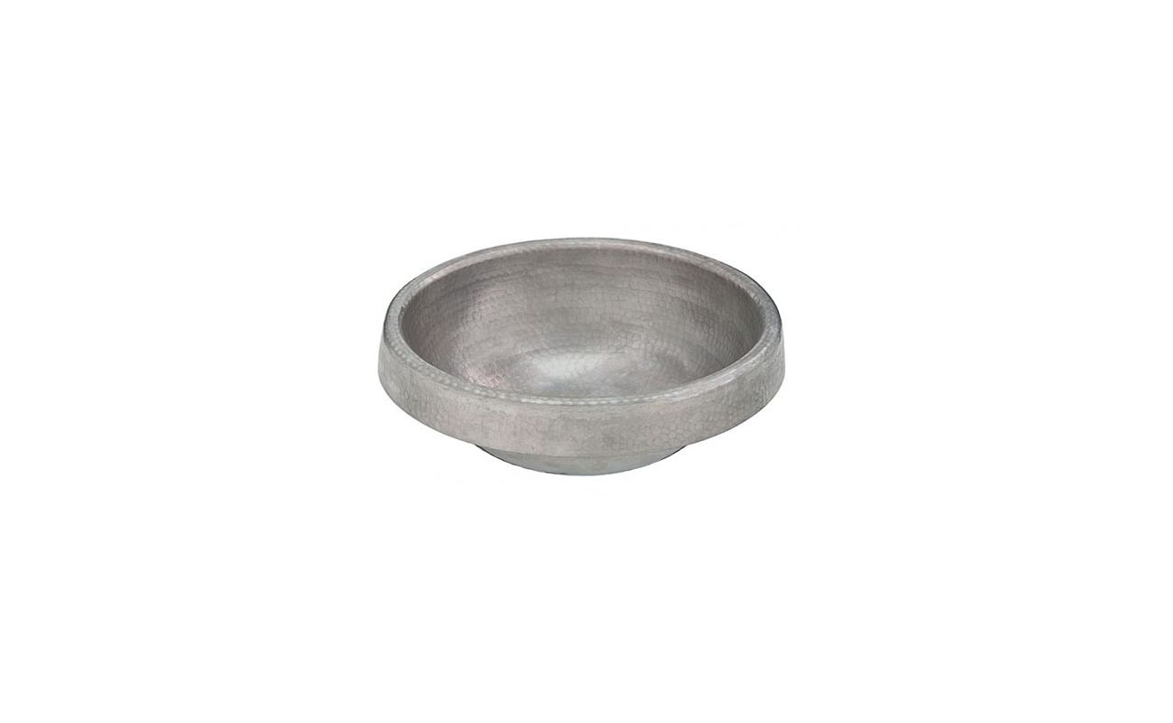 Thompson Traders Mp Brushed Nickel 15 Quot Drop In Vessel