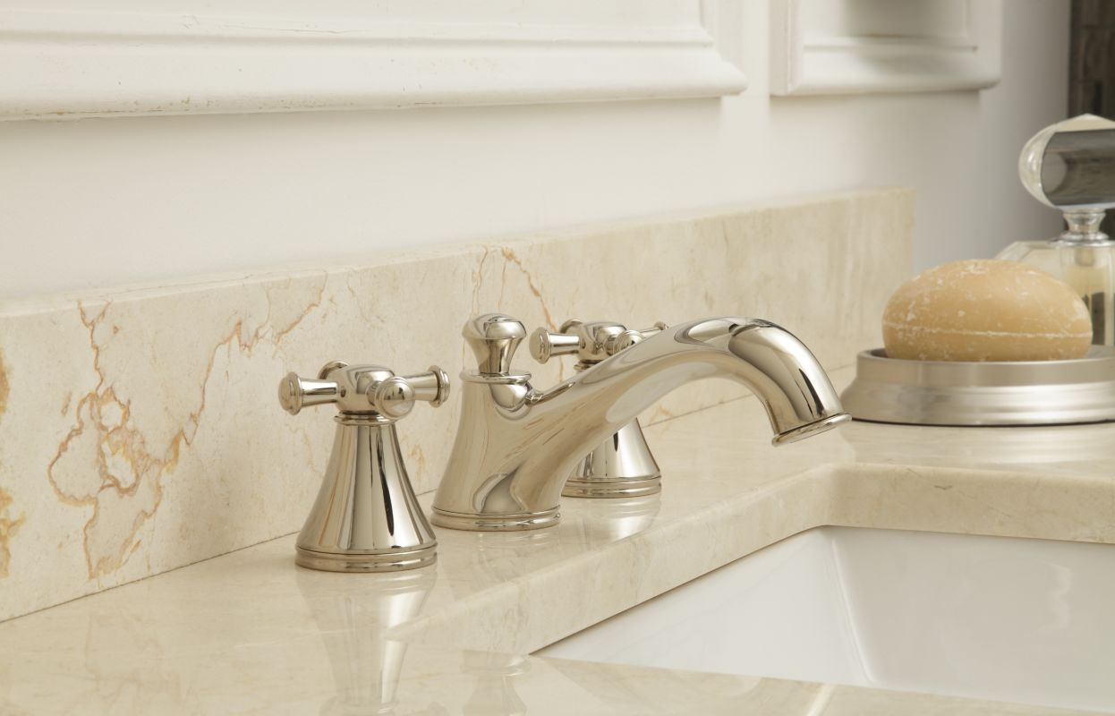 Tl220dd Pn In Polished Nickel By Toto
