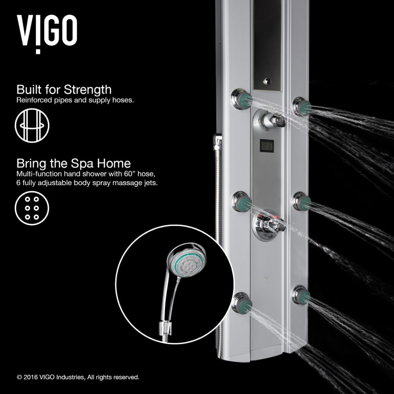 Faucet Com Vg08006 In Satin By Vigo