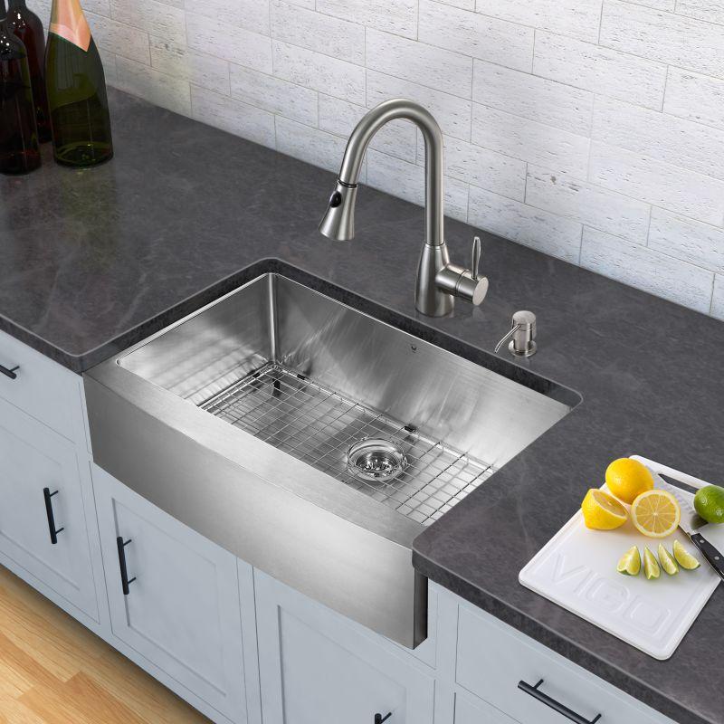 Vg15710 in stainless steel by vigo - Vigo sink accessories ...