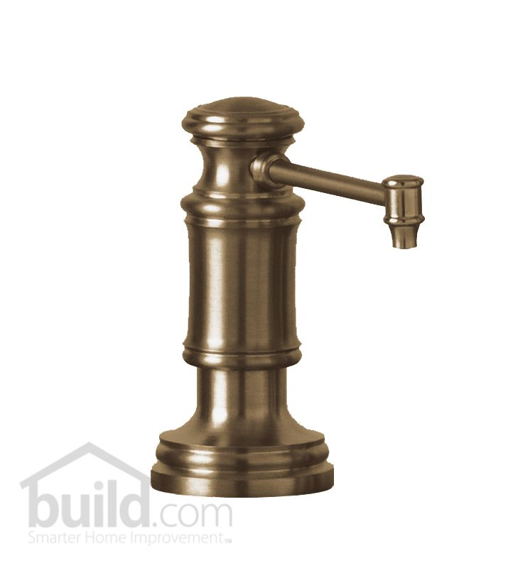 Faucet.com | 4055-DAB in Distressed Antique Brass by Waterstone