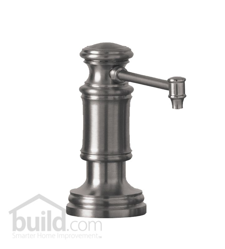 Faucet.com | 4055-DAP in Distressed Antique Pewter by Waterstone