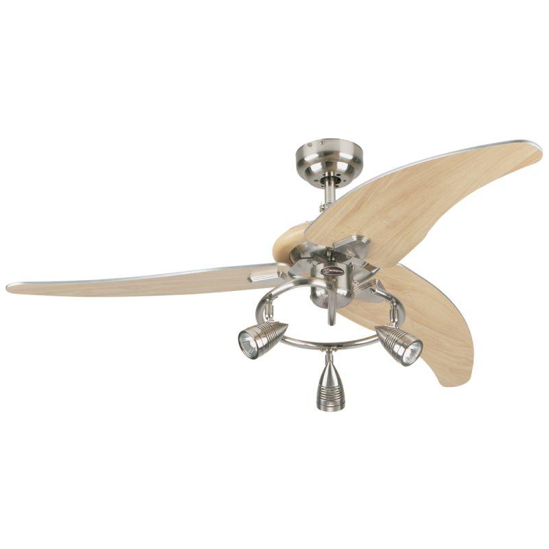 Westinghouse 7850500 Brushed Nickel Ceiling Fan Build Com