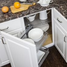Blind Corner Cabinet Pull Out Shelves Amp Organizers At