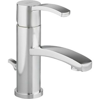 American Standard 7430 101 295 Satin Nickel Berwick Single