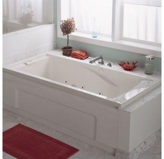 American Standard 7236 Vc 020 White Evolution 72 Quot Acrylic