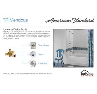American Standard T508 502 224 Oil Rubbed Bronze Princeton