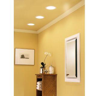 Broan 744 White 70 Cfm 1 5 Sone Ceiling Mounted Hvi Certified Bath Fan With Light Ventingdirect Com