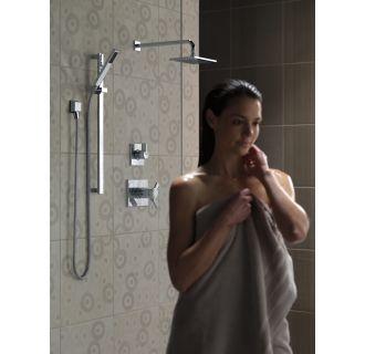 Delta 57530 Ss Brilliance Stainless Vero Hand Shower