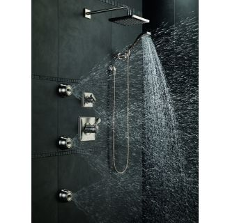 Delta Dryden Tempassure Shower Package Ss Brilliance
