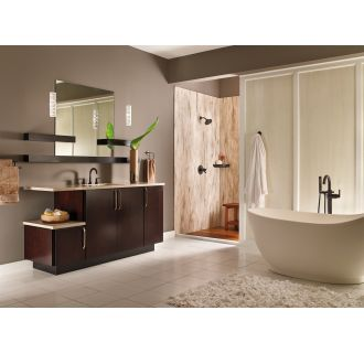 Delta T4759 Fl Chrome Floor Mounted Free Standing Tub