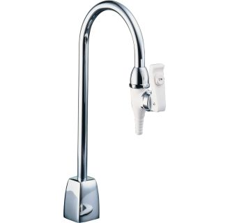 Danze Parma Single Handle Bar and Convenience Faucet A toast to the Parma Single Handle Bar Faucet! It's a hands down favorite in any dedicated entertaining or food prep area.