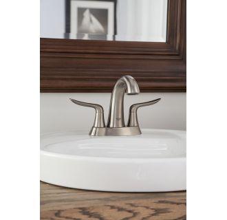 Grohe 20426000 Starlight Chrome Agira Centerset Bathroom