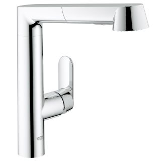 Faucet Com 31380000 In Starlight Chrome By Grohe