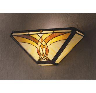 Kichler 69032 Bronze Ada Compliant Stained Glass Tiffany