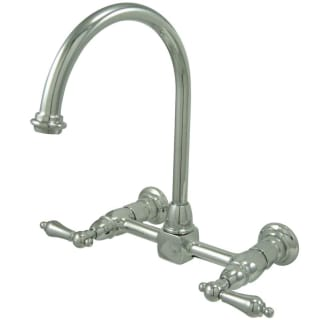 Faucet Com Ksh1161pxc In Chrome By Kingston Brass