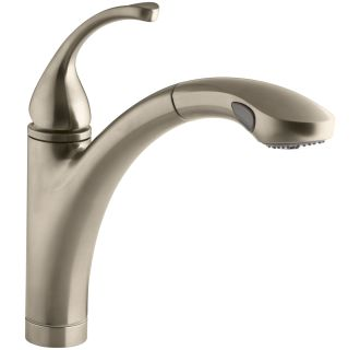 kohler k 10433 bv brushed bronze forte single hole or 3