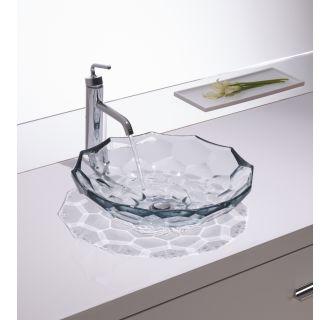 Kohler K 2373 B11 Ice Artist Editions Briolette Glass 4 3