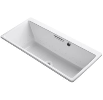 Kohler K 820 G0 0 White 66 Quot Jetted Bath Tub With Bubble
