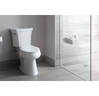 Kohler K 3999 0 White 1 28 Gpf Two Piece Comfort Height