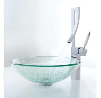 Kraus Mil 1202ch Chrome Millennium Single Hole Bathroom