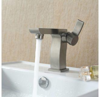Kraus C Kcv 150 14601bn Brushed Nickel Bathroom Combo