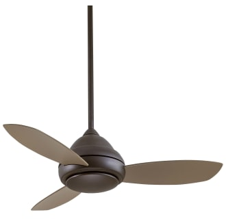 Minkaaire F516 Bn Brushed Nickel 3 Blade 44 Quot Concept I Ceiling Fan Integrated Light Handheld