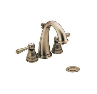 T6123az in antique bronze by moen - Moen antique bronze bathroom faucets ...