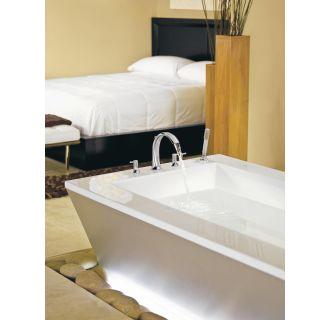 Moen Ts21704bn Brushed Nickel Deck Mounted Roman Tub