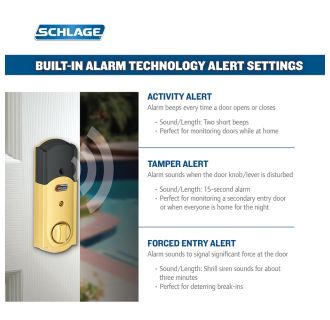 Schlage Fe469nxcam619accrh Satin Nickel Connect Camelot