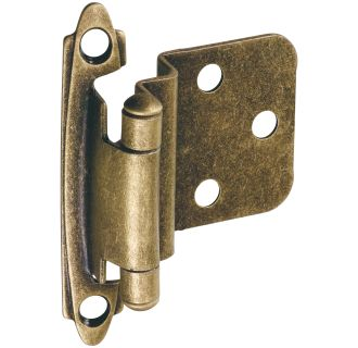 stanley home designs bb8195ab antique brass inch self closing