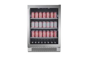 Built-In Beverage Refrigerators