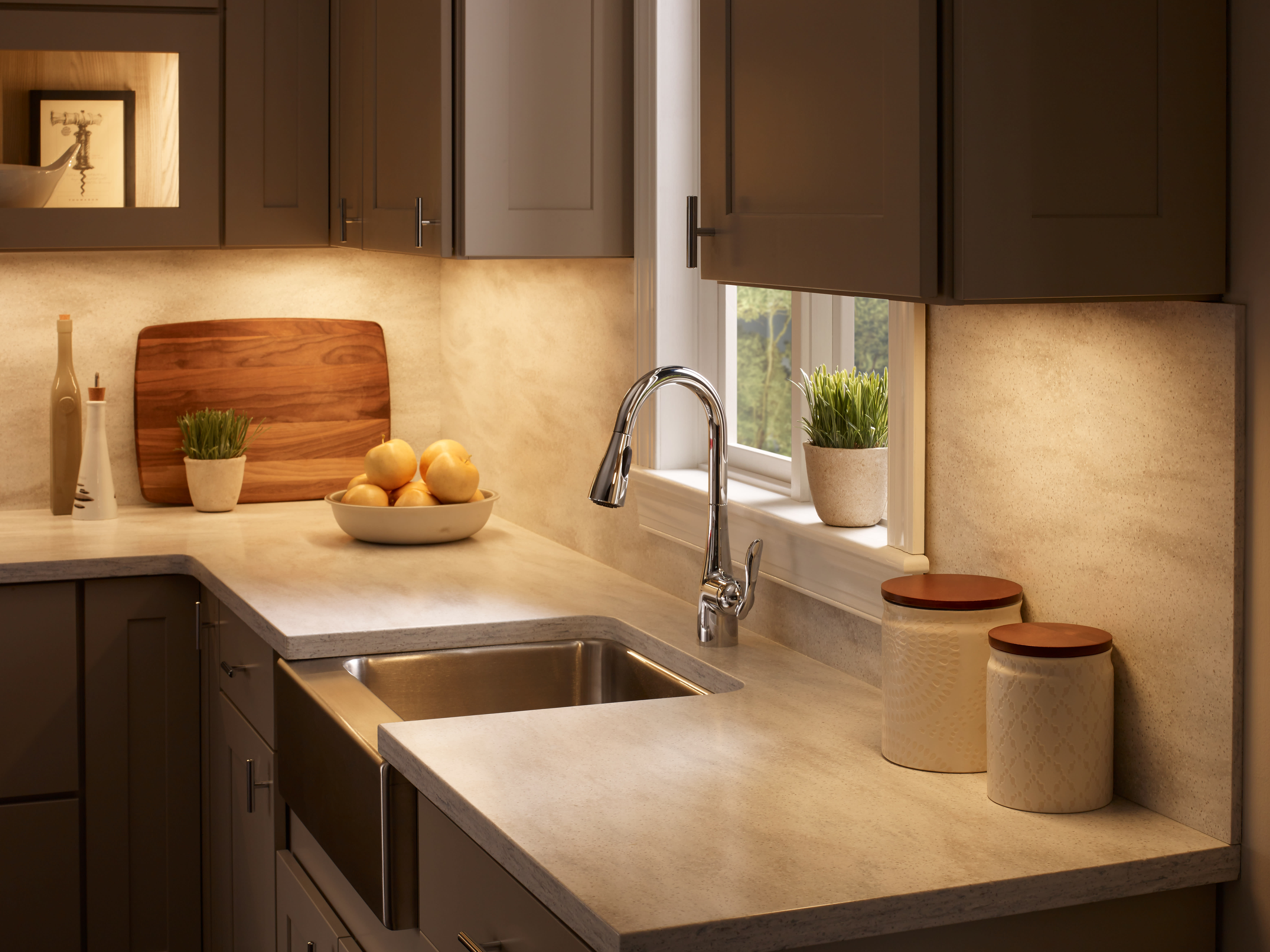 Under-Cabinet Lighting: Why Your Kitchen Deserves It