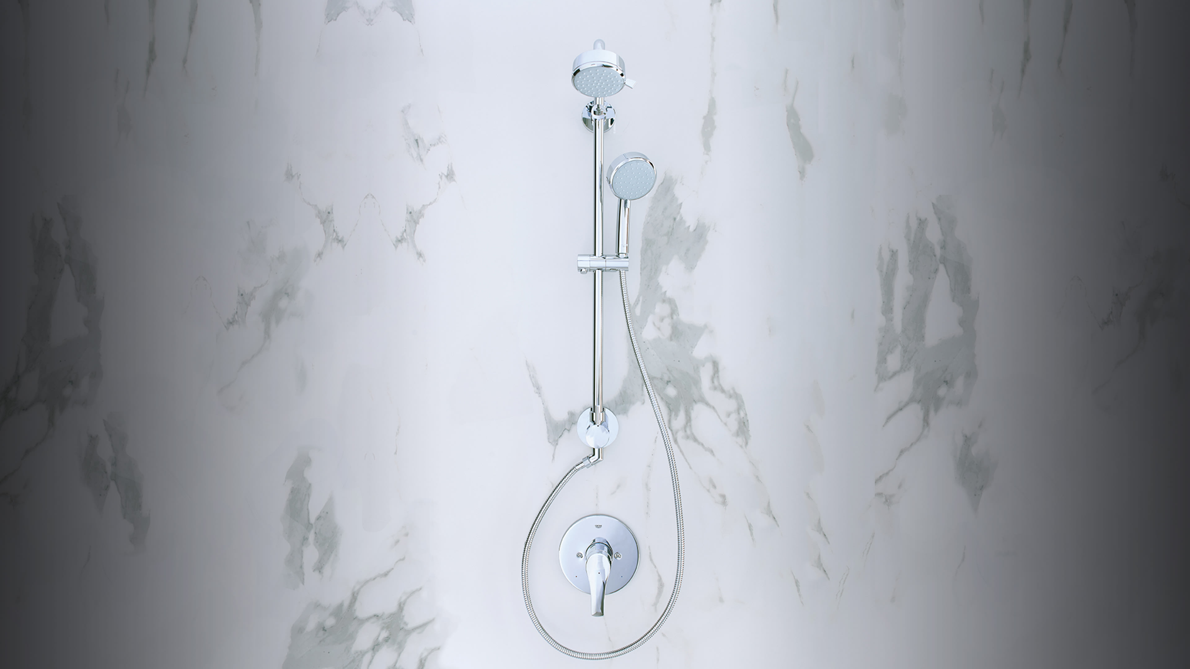 10 Ways To A Cleaner Marble Shower