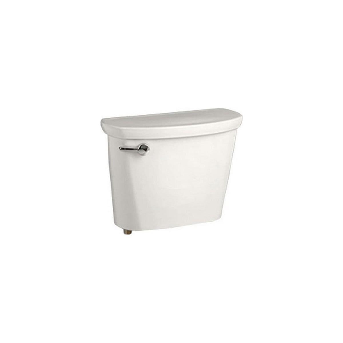 American Standard 4188A.104.020 White Cadet Pro 1.28 GPF Toilet Tank ...