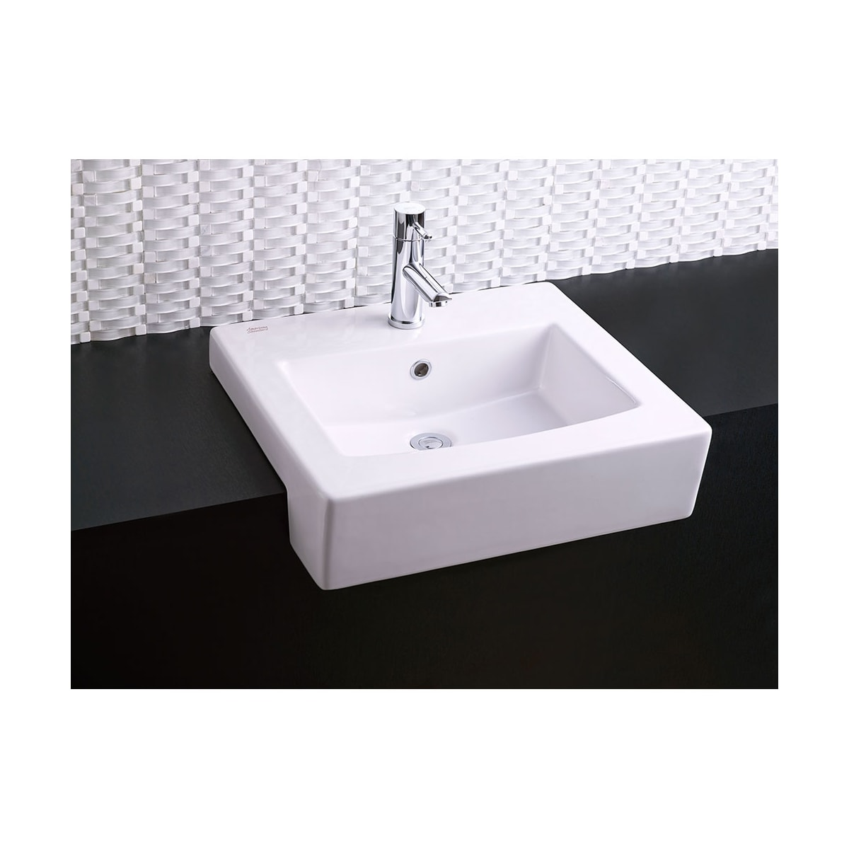 American Standard 0342.001.020 White Boxe 19-3/4\