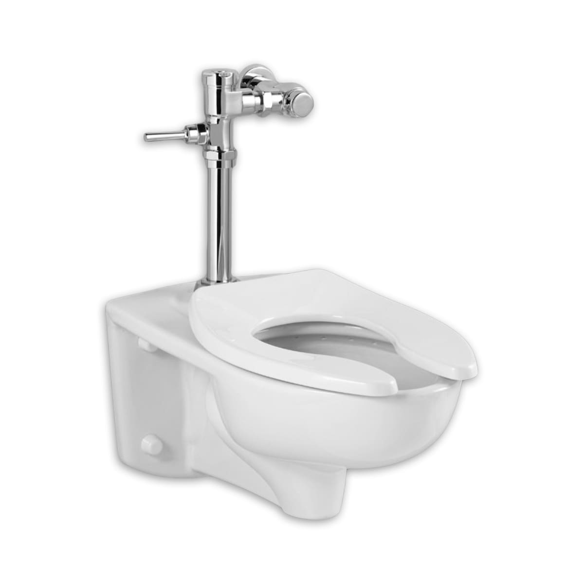 American Standard 2856.128.020 White Afwall Elongated One-Piece ...